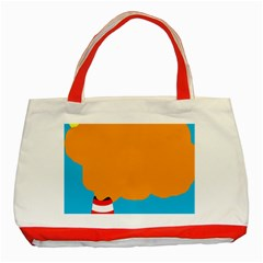 Chimney Classic Tote Bag (Red)