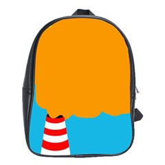 Chimney School Bags(Large)