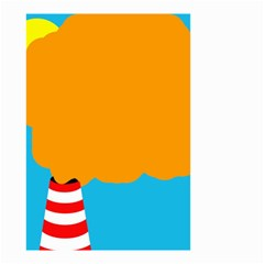 Chimney Small Garden Flag (Two Sides)