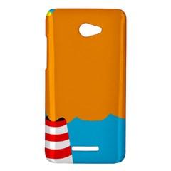 Chimney HTC Butterfly X920E Hardshell Case