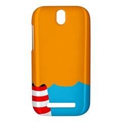 Chimney HTC One SV Hardshell Case