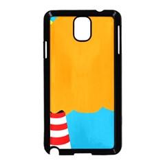 Chimney Samsung Galaxy Note 3 Neo Hardshell Case (Black)