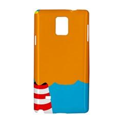 Chimney Samsung Galaxy Note 4 Hardshell Case