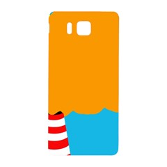 Chimney Samsung Galaxy Alpha Hardshell Back Case
