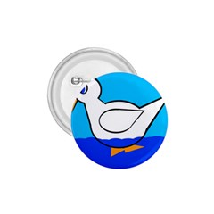 White duck 1.75  Buttons