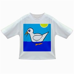 White duck Infant/Toddler T-Shirts