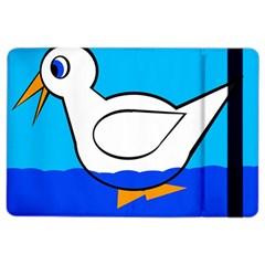 White duck iPad Air 2 Flip