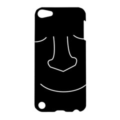 Sleeping face Apple iPod Touch 5 Hardshell Case