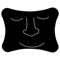 Sleeping face Jigsaw Puzzle Photo Stand (Bow)