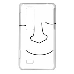 Sleeping face LG Optimus Thrill 4G P925