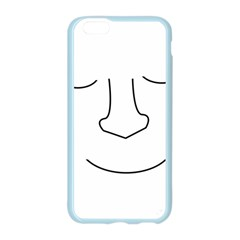 Sleeping face Apple Seamless iPhone 6/6S Case (Color)