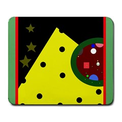 Abstract design Large Mousepads