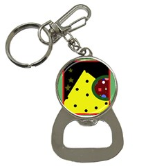 Abstract design Bottle Opener Key Chains