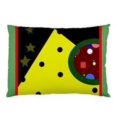 Abstract design Pillow Case