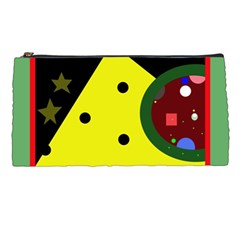 Abstract design Pencil Cases