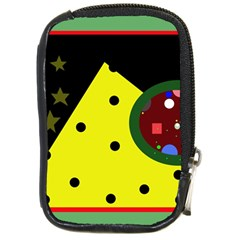 Abstract design Compact Camera Cases