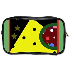 Abstract design Toiletries Bags 2-Side