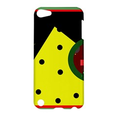 Abstract design Apple iPod Touch 5 Hardshell Case