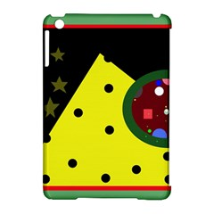 Abstract design Apple iPad Mini Hardshell Case (Compatible with Smart Cover)