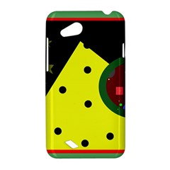 Abstract design HTC Desire VC (T328D) Hardshell Case