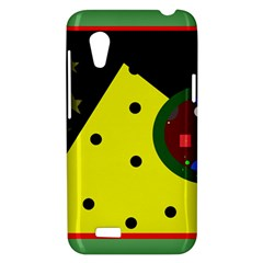 Abstract design HTC Desire VT (T328T) Hardshell Case