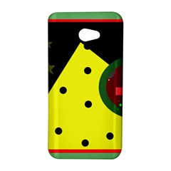 Abstract design HTC Butterfly S/HTC 9060 Hardshell Case