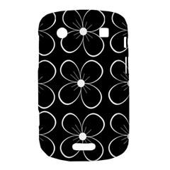 Black and white floral pattern Bold Touch 9900 9930