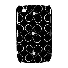 Black and white floral pattern Curve 8520 9300