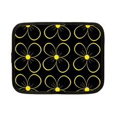 Yellow flowers Netbook Case (Small)