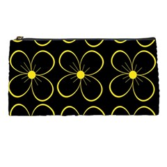 Yellow flowers Pencil Cases
