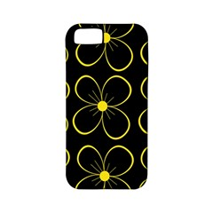 Yellow flowers Apple iPhone 5 Classic Hardshell Case (PC+Silicone)