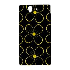 Yellow flowers Sony Xperia Z
