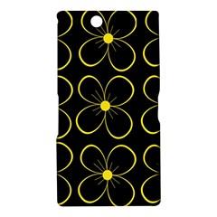 Yellow flowers Sony Xperia Z Ultra