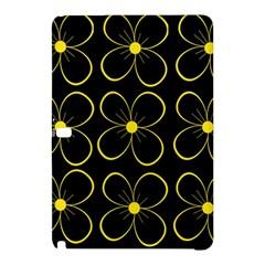 Yellow flowers Samsung Galaxy Tab Pro 12.2 Hardshell Case