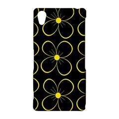 Yellow flowers Sony Xperia Z2