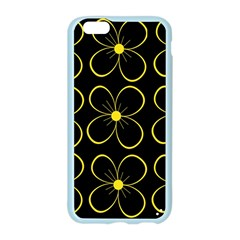 Yellow flowers Apple Seamless iPhone 6/6S Case (Color)