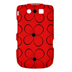 Red floral pattern Torch 9800 9810