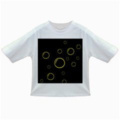 Yellow bubbles Infant/Toddler T-Shirts
