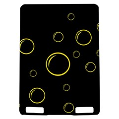 Yellow bubbles Kindle Touch 3G