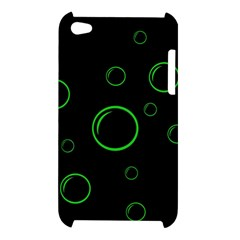 Green buubles pattern Apple iPod Touch 4