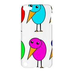 Colorful birds Apple iPod Touch 5 Hardshell Case