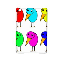 Colorful birds iPad Mini 2 Hardshell Cases