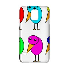 Colorful birds Samsung Galaxy S5 Hardshell Case