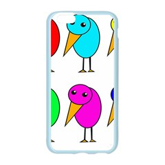 Colorful birds Apple Seamless iPhone 6/6S Case (Color)