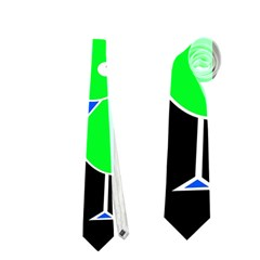 Colorful birds Neckties (Two Side)