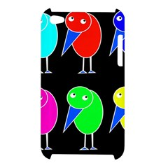 Colorful birds Apple iPod Touch 4