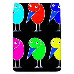 Colorful birds Flap Covers (S)