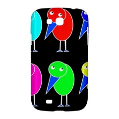 Colorful birds Samsung Galaxy Grand GT-I9128 Hardshell Case