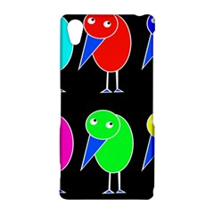 Colorful birds Sony Xperia Z2