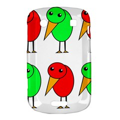 Green and red birds Bold Touch 9900 9930